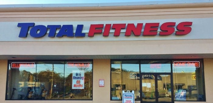 See How Total Fitness Shaped Up Their Business With NCR Counterpoint!